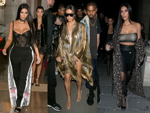 Kim Kardashian's best fashion moments