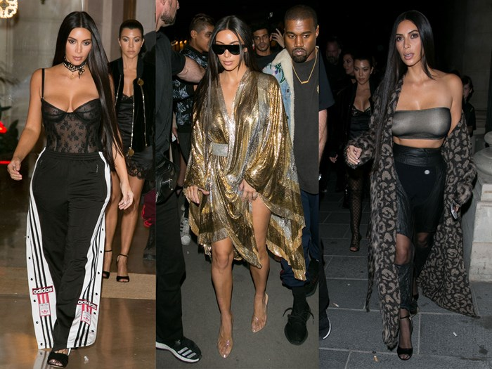 59 times Kim Kardashian's style had our heads spinning