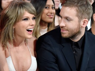 Taylor Swift and Calvin Harris have apparently made up, everything is now right in the world