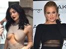 13 times the Kardashians embraced showing underboob