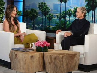 Chrissy Teigen just admitted she's been opening Rihanna's mail