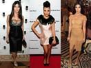 Kourtney Kardashian's style evolution will blow your goddamn mind