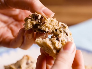 This baking hack creates the fluffiest chocolate chip cookies you've ever seen