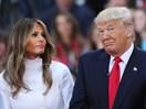 """Melania Trump breaks silence after video shows Donald Trump saying he grabs women """"by the p*ssy"""""""