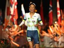 Turia Pitt smashes the Hawaiian Ironman triathlon