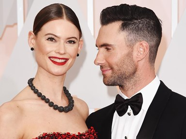 Adam Levine's comments about becoming a dad will warm your cold black heart