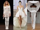 25 gorge wedding outfits for brides who DGAF about tradition