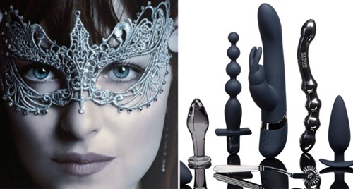 Fifty Shades Darker Sexleksaker