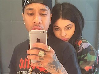 Tyga falls ill talking about Kylie Jenner in legal hearing.