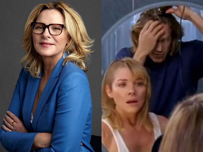 Kim Cattrall lifts the lid on Samantha Jones' most iconic SATC scenes