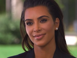 Kim Kardashian discusses fame and privacy in 60 Minutes interview.