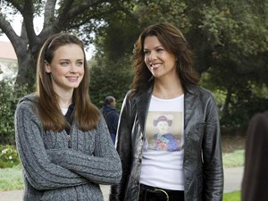 One fashion rule on 'Gilmore Girls'