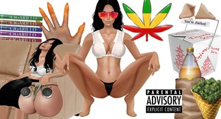 Hells yeah: there are heaps more NSFW kimojis and our phones (and bodies) are ready