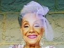 This 86-year-old grandmother totally nailed bridal chic at her wedding <3