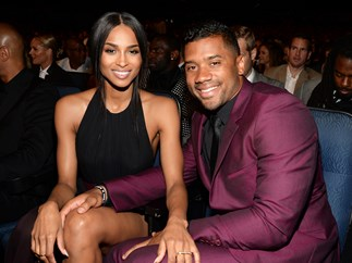 Ciara and Russell Wilson are having a baby