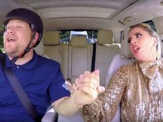 Lady Gaga on Carpool Karaoke