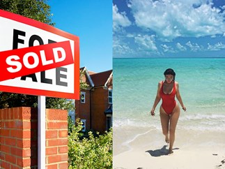 The verdict is in: would Millennials rather travel or own a home?