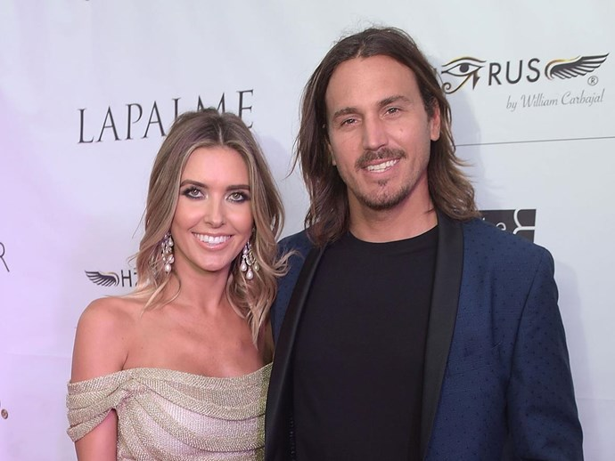 Audrina Patridge wedding