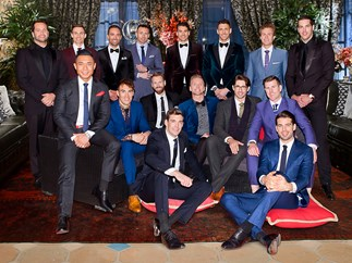The Bachelorette Australia 2016 Men