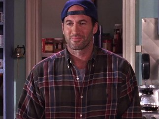 Gilmore Girls' Luke Danes was meant to be a woman