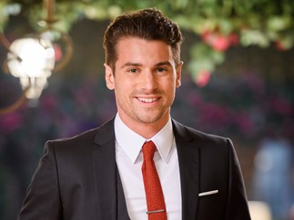Matty J on The Bachelorette Australia 2016