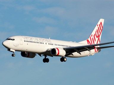 Teen sues Virgin Australia over a coffee spill that burnt his peen