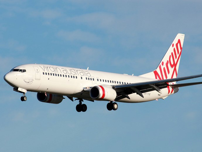 A teenager is suing Virgin Australia over a coffee spill