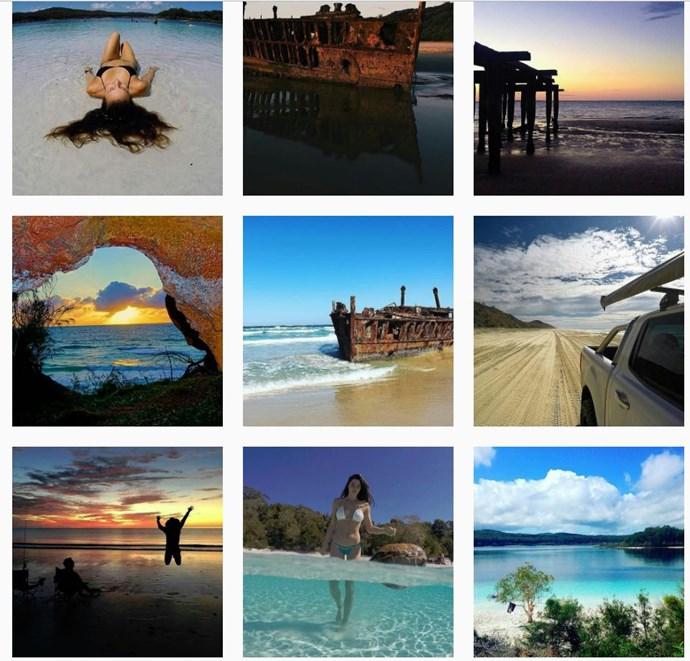 **Fraser Island, QLD** [(via)](https://www.instagram.com/fraserisland__/)