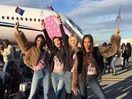 Your first look at the 2016 Victoria's Secret Fashion Squad lovin' life