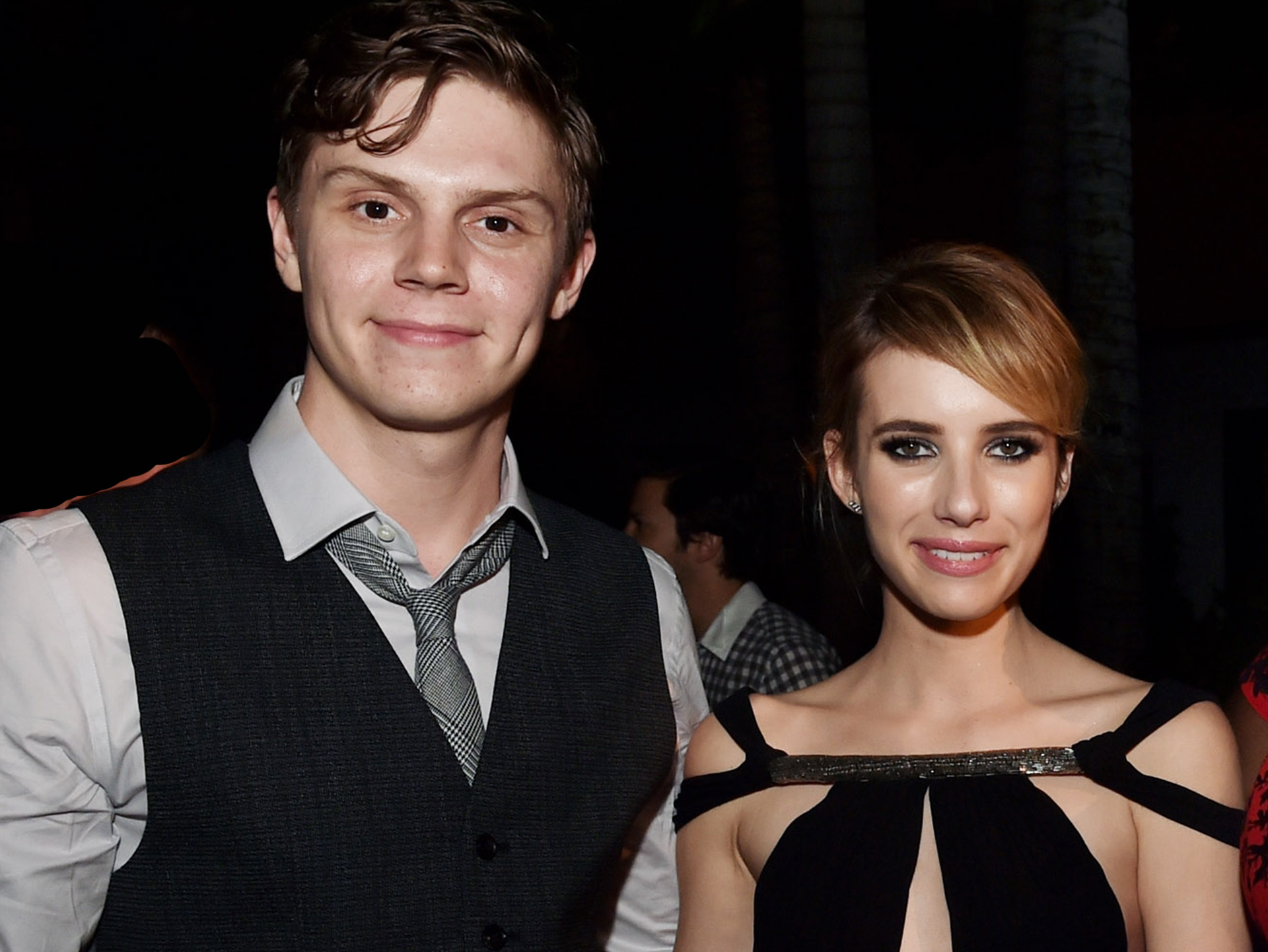 Emma Roberts & Evan Peters Are Reportedly Engaged Again!