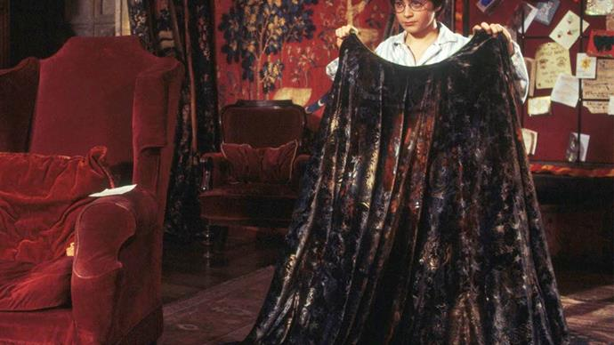 Ever wondered: Are invisibility cloaks real?