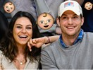 BREAKING: Mila Kunis and Ashton Kutcher welcome their second child!