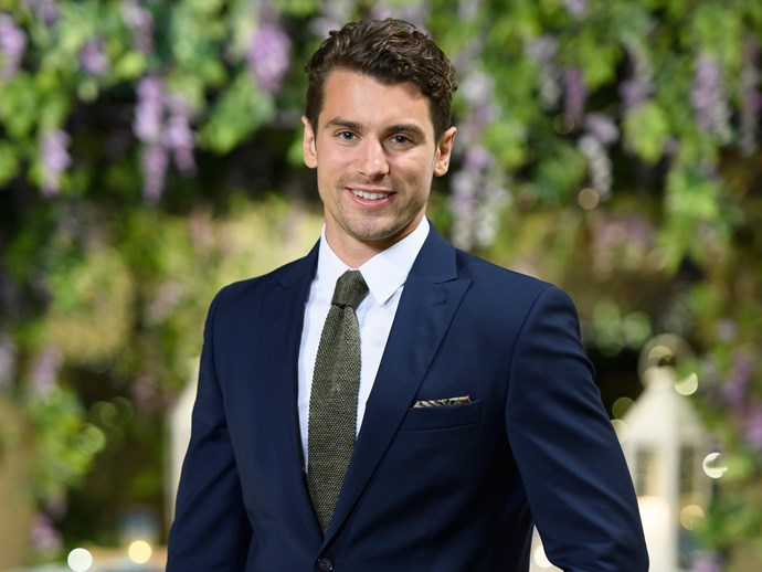 Matty J The Bachelorette Australia 2016