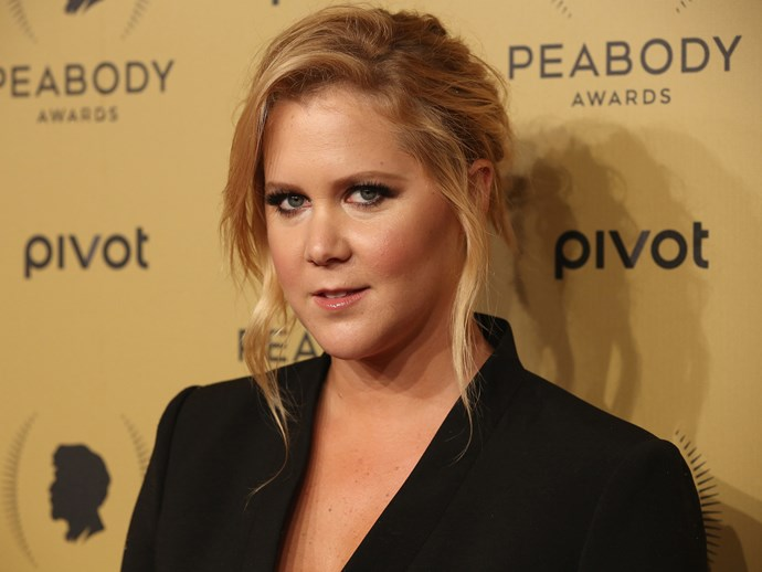 Amy Schumer is in talks to play Barbie
