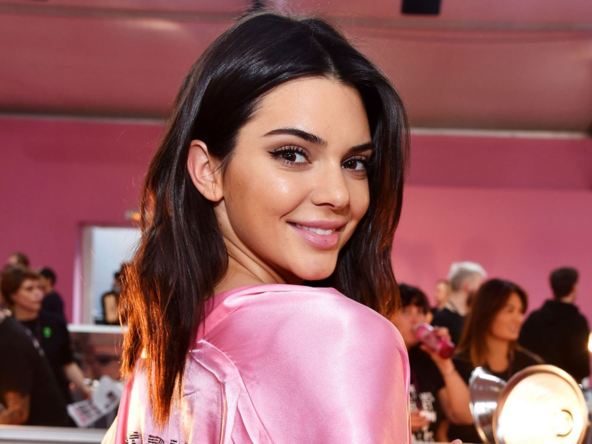 Kendall Jenner hits the streets of Paris with sister's fired security boss