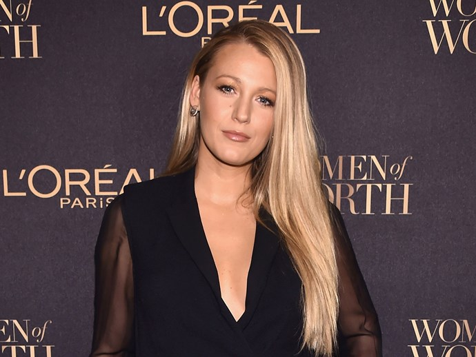 Blake Lively personal trainer