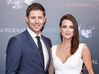 Jensen Ackles and Danneel Ackles