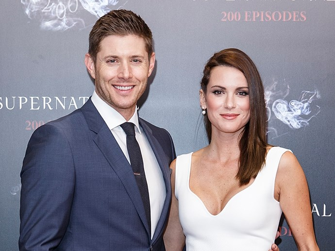 Jensen Ackles and Danneel Ackles Welcome Twins