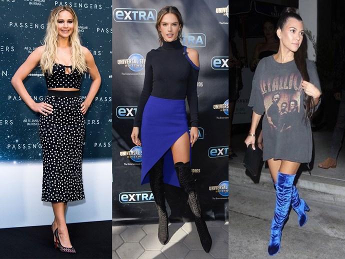 celebrity fashion december 2016