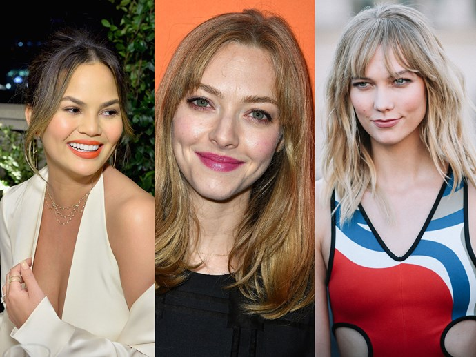 All of the best celebrity fringes of 2016