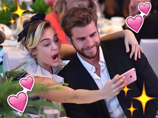19 times Liam Hemsworth and Miley Cyrus were the CUTEST COUPLE EVER