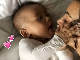 The Kardashians celebrate Saint West's 1st birthday with rare family photos