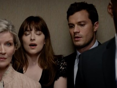 There's a new Fifty Shades Darker trailer and it will make you ~feel~ things