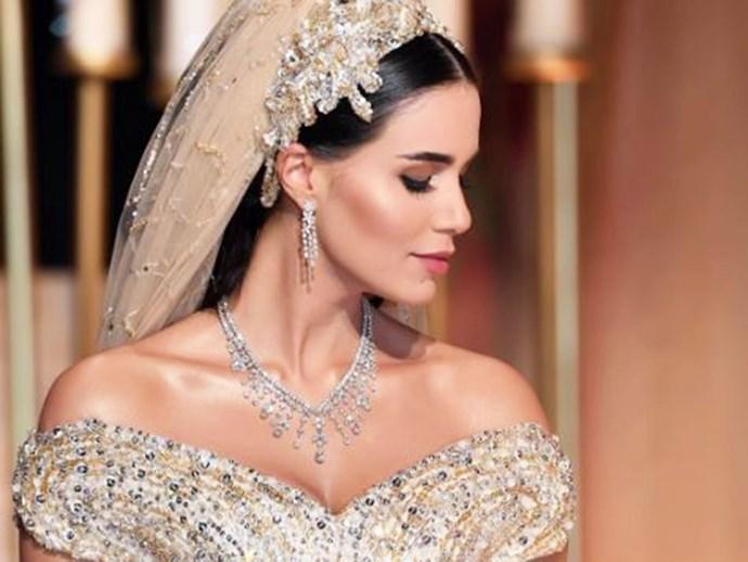 instagram bride designs wedding dress