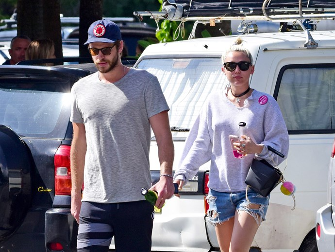Miley Cyrus and Liam Hemsworth might be buying this Byron Bay home