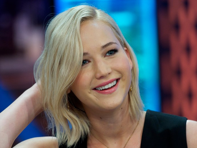 Jennifer Lawrence apologises for scratching her butt on a sacred site