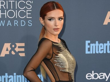 Bella Thorne's comeback to this guy telling her to shave her legs deserves a round of applause