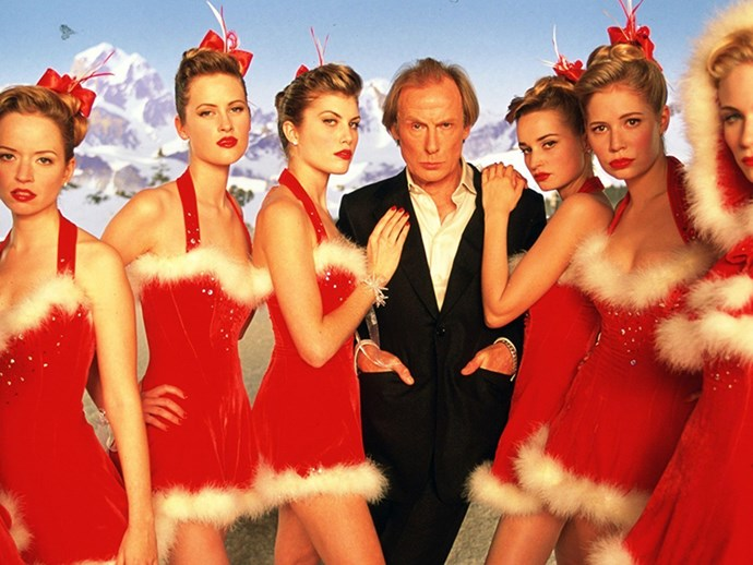 Love Actually characters