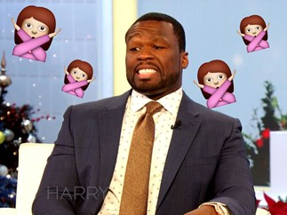 50 Cent tried yoga, reckons he's scarred for life