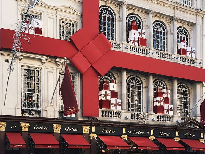 Definitive proof that no place in the world does Christmas as well as London